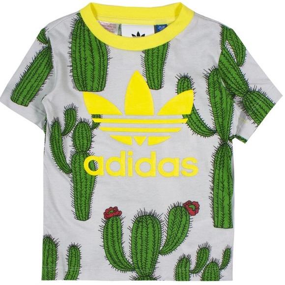 Mini Rodini For Adidas Cactus T